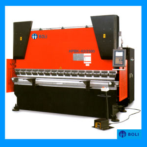 Hpbk3 Series Delem or Estun System Sheet CNC Press Brake, Sheet Bending Machine, CNC Hydraulic Press Brake pictures & photos