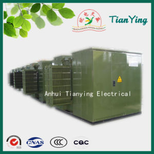 Prefabricated Transformer Substation (American type)