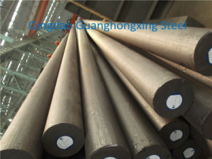 Hot Rolled/Alloy/Carbon/Round Steel Bar pictures & photos