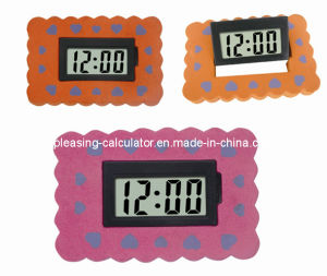 Fashion Mini Clock, New Design Clock (KT-009)