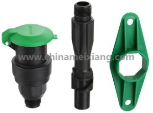 Bsp 3/4′′ Quick Coupling Water Valve (MX9101) pictures & photos