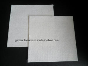 PP/Pet Non Woven Geotextile as River Sand Bags pictures & photos