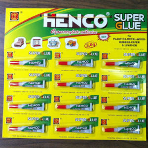 Super Fast Glue for General Use Liqiud Glue pictures & photos