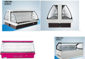 Used for Restaurant Food Display Cooler pictures & photos