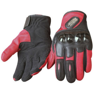 Sports Full Finger Motorcycle Racing Glove pictures & photos