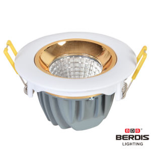 Aluminum Material Recessed Dimmable Downlight 3 Years Warranty