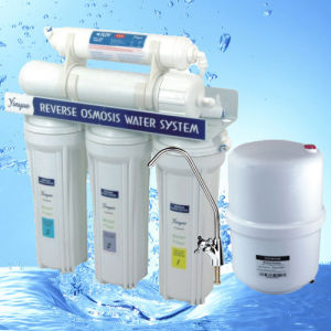 5stage Reverse Osmosis Filter Without Pump pictures & photos