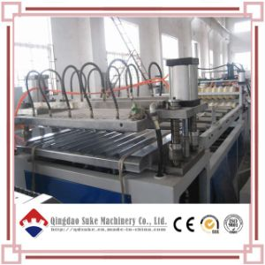 PVC Corrugated Roof Sheet Extrusion Making Machine pictures & photos