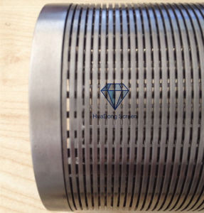 Stainless Steel Johnson V Wire Wrapped Sand Control Water Well Screen pictures & photos
