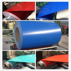 Zinc Cold Rolled/Hot Dipped Galvanized Steel Coil/Sheet/Plate pictures & photos