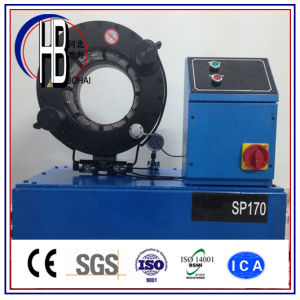 China Factory Finn Power Automatic Hydraulic Hose Crimping Machine pictures & photos