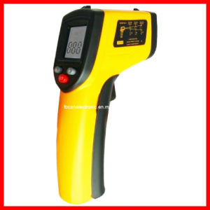 Digital Infrared Themometer Wh-320 pictures & photos