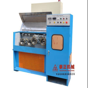 Micro Wire Drawing Machine with Online Annealer pictures & photos
