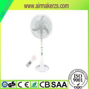 Nigeria/Egypt Hot Sale Rechargeable Standing Fan, Rechargeable Pedestal Fan pictures & photos