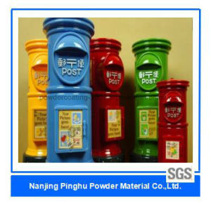 Industrial Polyester Powder Coatings for Mailbox Use pictures & photos