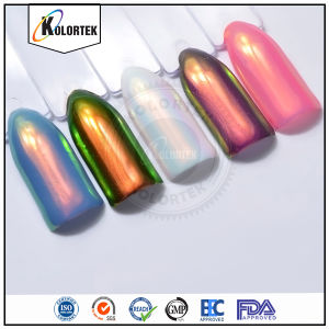 New Aurora Rainbow Chrome Powder for Nails pictures & photos