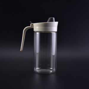 Sport Drink Canister Empty Glass Water Bottle pictures & photos