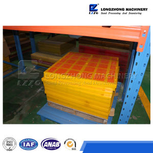 ISO9001 Factory Polyurethane Screens, Polyurethane PU Screen Deck pictures & photos