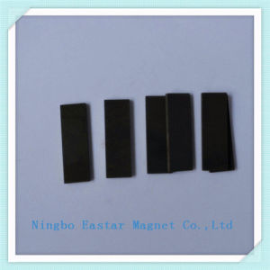 Black Epoxy N35-N52 Neodymium Block Motor Magnet pictures & photos