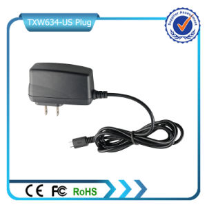 Fast Mobile Phone Travel Charger with Indicator Light for Samsung