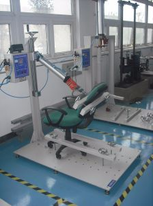Automatic Office Equipment Chair Back Fatigue Testing Machine pictures & photos