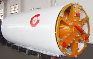 Tpn1800 Slurry Microtunnel Boring Machine/Pipe Jacking Machine pictures & photos