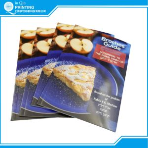 Best Price Good Quality Softcover Cookbook Printing pictures & photos