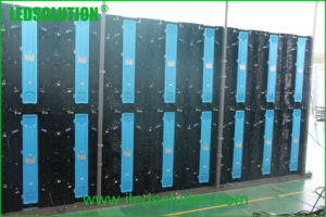 Stable Outdoor HD Slim LED Screen (P4.81) pictures & photos