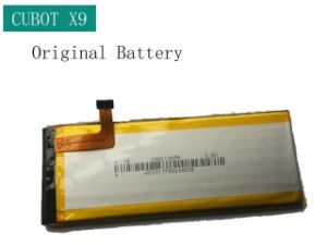 Original Cubot X9 Battery 2100mAh Li-ion Backup Battery for Cubot X9 Replacement pictures & photos