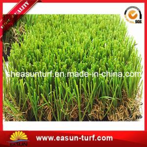 Non-Infilling Football Artificial Grass Carpet pictures & photos