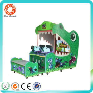 Factory Price Coin Operated Arcade Kids Dinosaur Hunter Water Shooting Game Machine pictures & photos