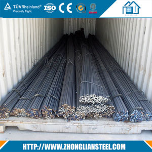 BS4449 Deformed Steel Bars pictures & photos