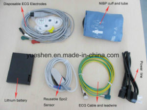Hot Sale Yspm80A Portable Medical Operation Room Cheapest Patient Monitor Price pictures & photos