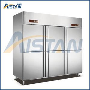 Gd6 6 Door Commercial Kitchen Freezer of Catering Equipment pictures & photos