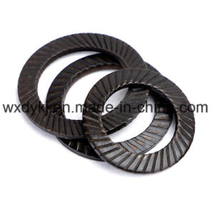 Black Steel Disc Spring Conical Pressure Washer pictures & photos