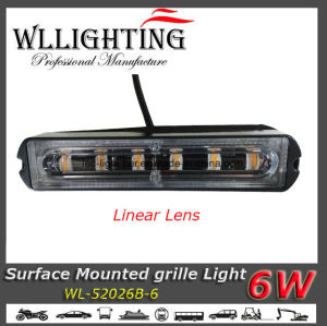6W Warnig Grille Surface Mount LEDs pictures & photos