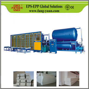 Green Icf Thermocol Block Molding Machine pictures & photos