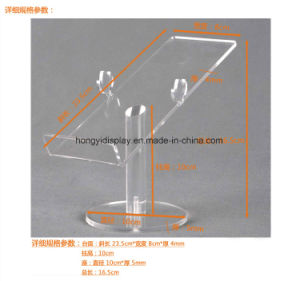 Acrylic Brocher Stand for A4, A5 pictures & photos