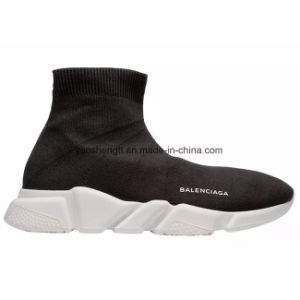 Speed Trainer Hi and MID Flyknit Shoes Upper pictures & photos