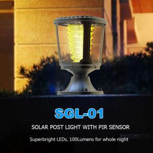 Residential Outdoor Landscape Garden LED Pillar Light 1W pictures & photos