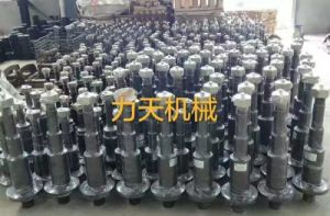 Excavator Track Adjuster Cylinder Undercarriage Parts (E200B E320) pictures & photos