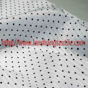 Dyed Jacquard Printing Cotton Fabric for Dress Shirt Children Garment. pictures & photos