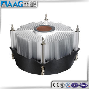 Aluminum/Aluminium Profile Heat Sink for LED and Other Industrial pictures & photos