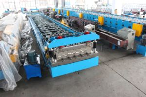 Metal Deck Forming Machine pictures & photos