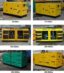 40kw 50kVA Electric Generator Diesel pictures & photos