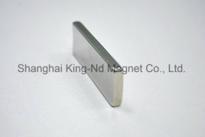 Block Shape Neodymium Magnet for Sensor (N42SH) pictures & photos