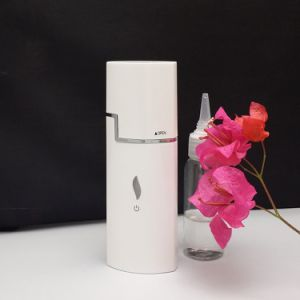 Portable and Rechargeable Hydrotherapy Nano Mist Sprayer pictures & photos