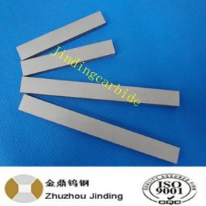 Cemented Carbide Strips Blanks for Cutting pictures & photos
