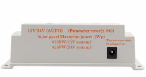 30A 12V/24V Solar Charge Regulator with Light+Timer Control M30 pictures & photos