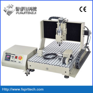 Plastic Processing Machinery CNC Router Machine pictures & photos